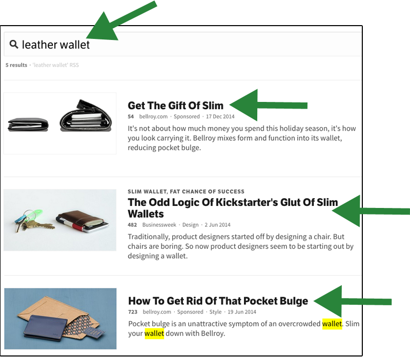 Using Digg for Headlines