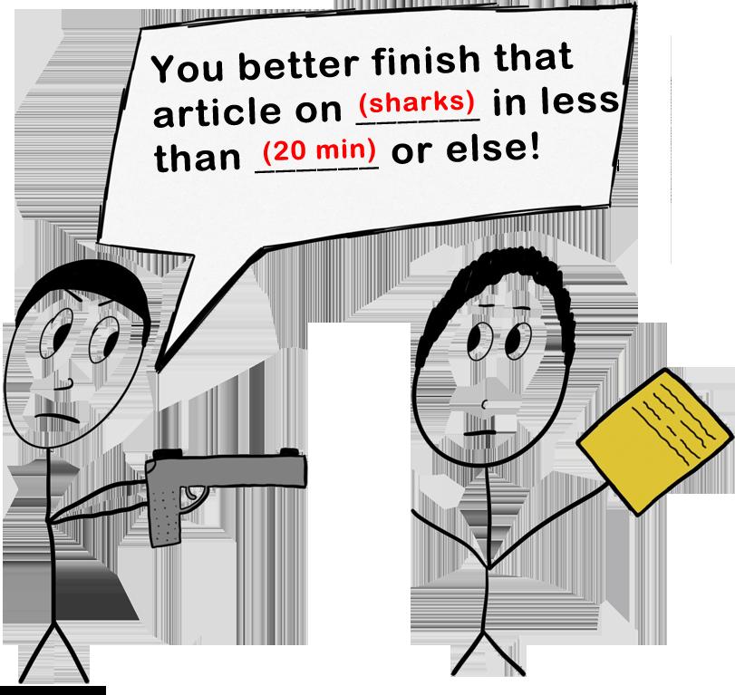 Time Constrains Gun