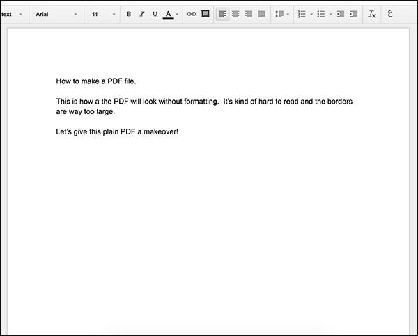 Ugly PDF