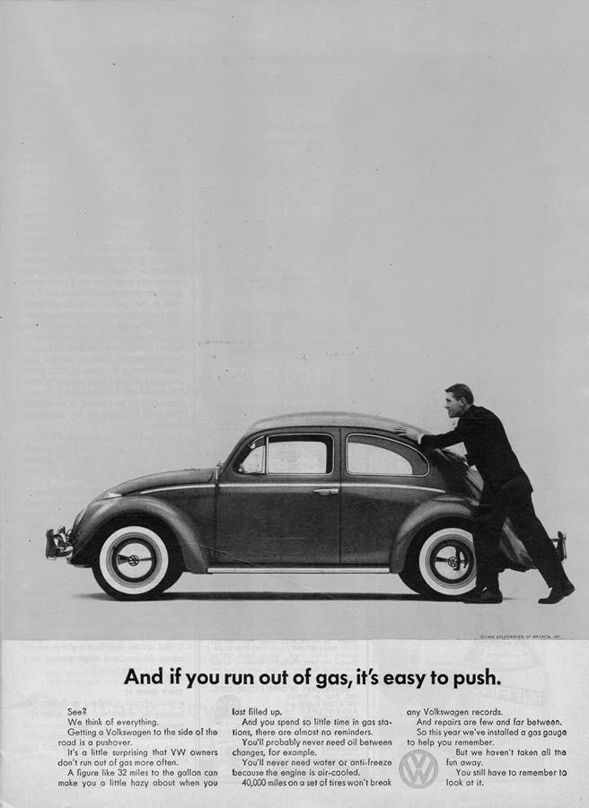 vw easy to push ad