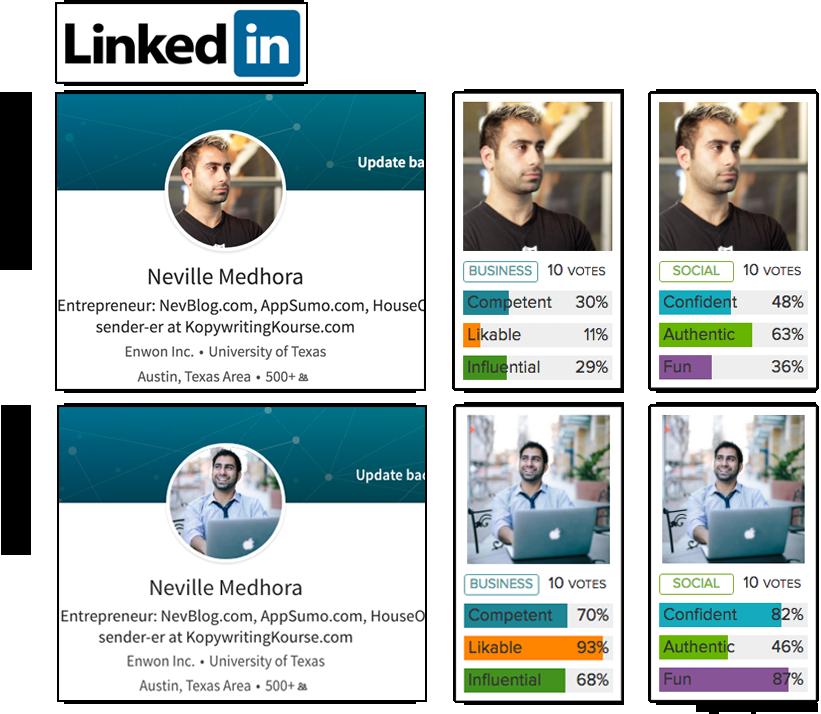 Which Linkedin Profile Picture